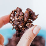 Chocolate Clusters, Chocolate Covered Almonds, Homemade Candy