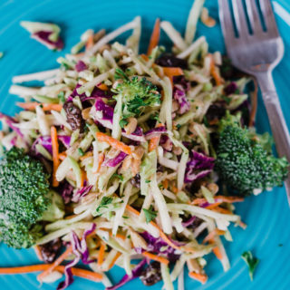 Rainbow Slaw Rainbow Salad Broccoli Slaw Broccoli Salad